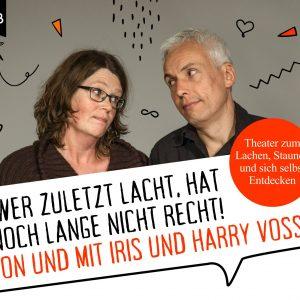 Impulsabend von und mit Iris und Harry Voss